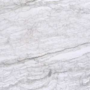 Bianco Laura Leather Quartzite